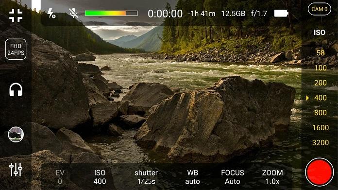 4K Camera - Pro Camera Recorder