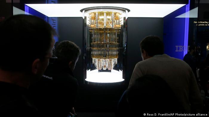 IBM Quantum System One.