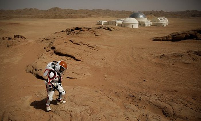 Чи безпечно людям летіти на Марс?