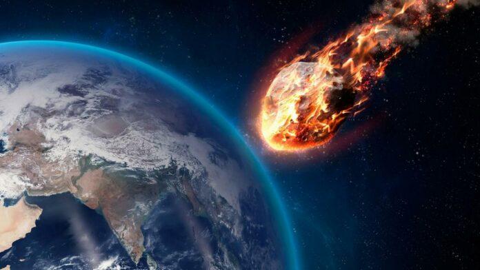 gigantic meteorite