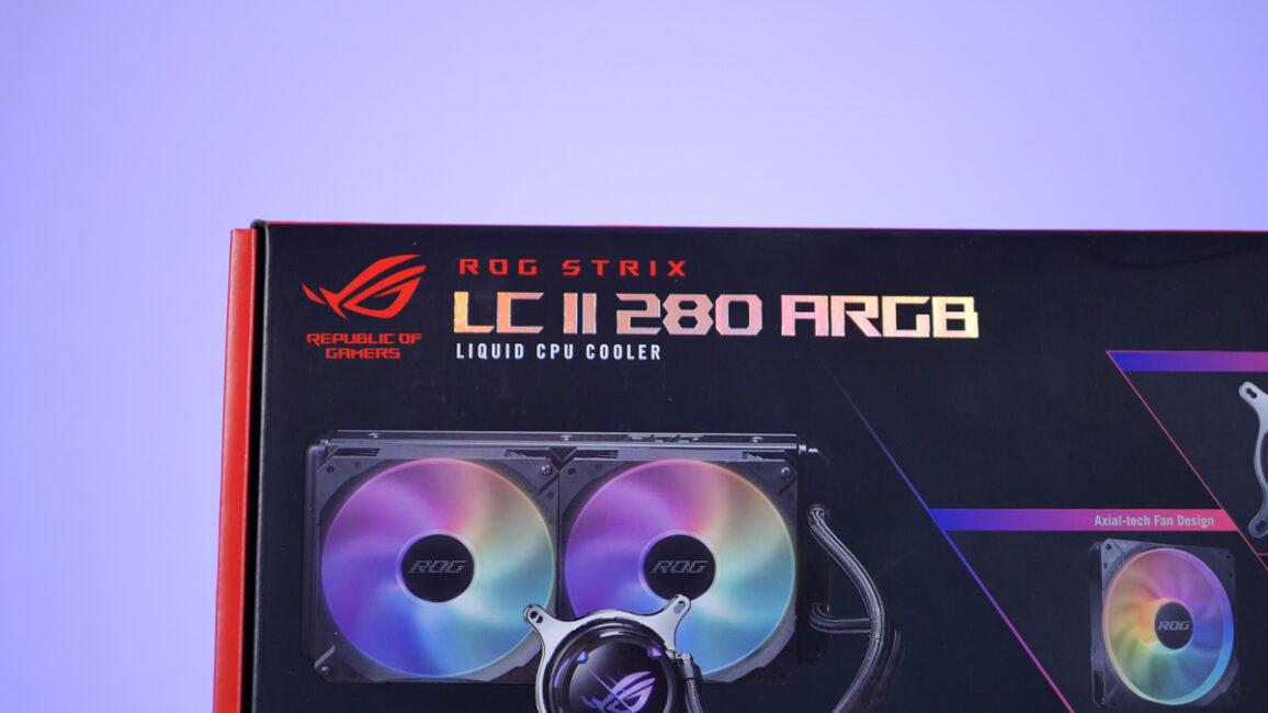 ASUS ROG Strix LC II 280