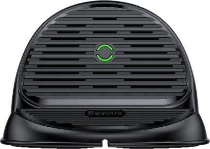 беспроводная зарядка BASEUS Silicone Horizontal Desktop Wireless Charger