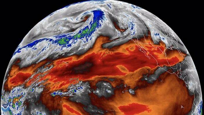 satellite data visualization