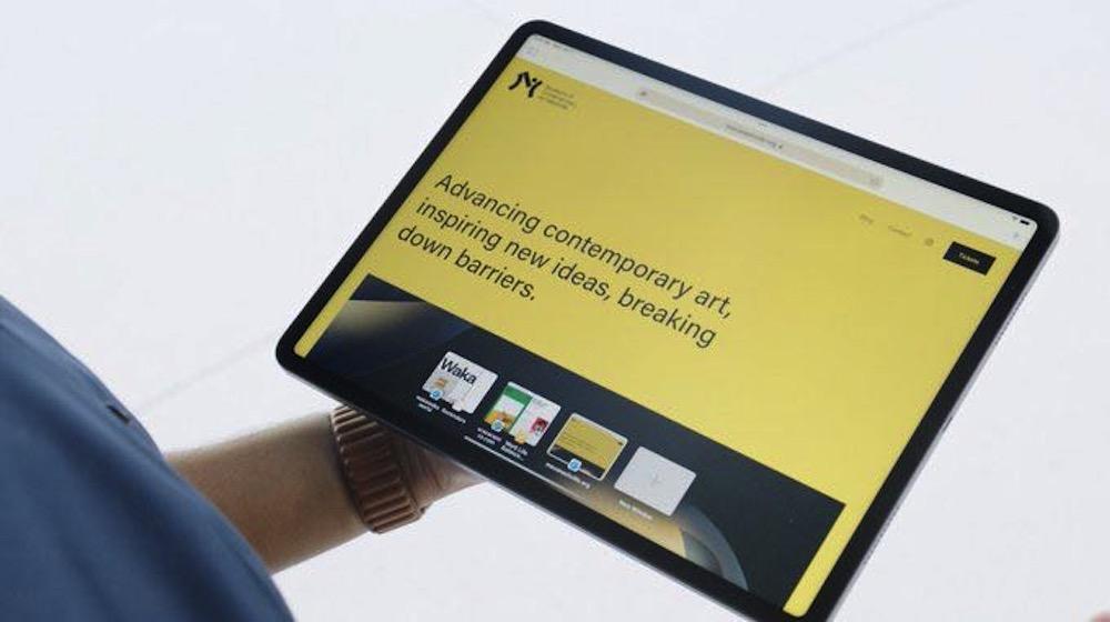 Apple iPadOS 15 Multitasking