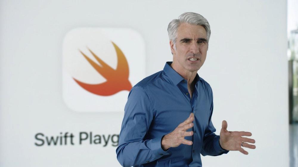 iPadOS 15 Swift Playgrounds