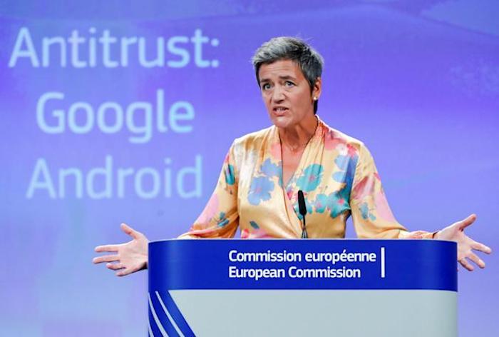 European Commission Google