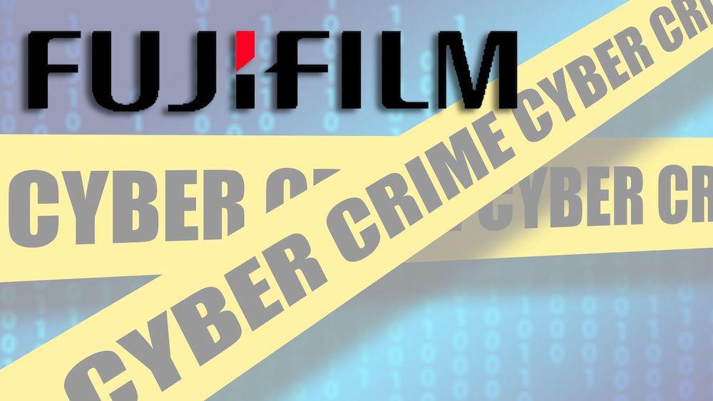 Fujifilm ransomware