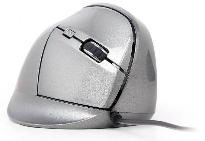 Вертикальная мышка Gembird MUS-ERGO-02