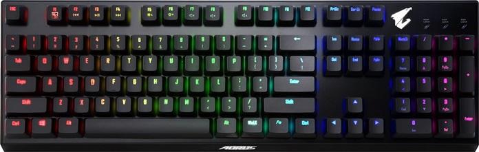 клавиатура Gigabyte Aorus K9 Optical