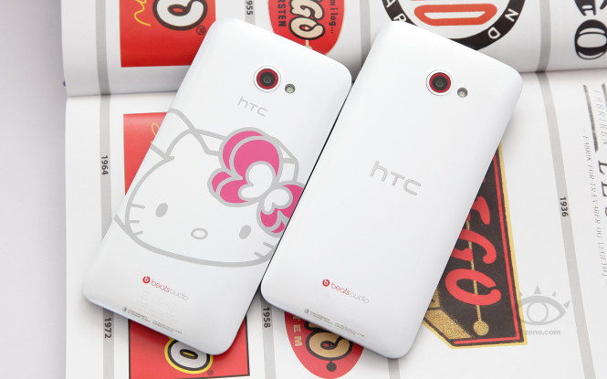 HTC Butterfly S Hello Kitty Limited Edition
