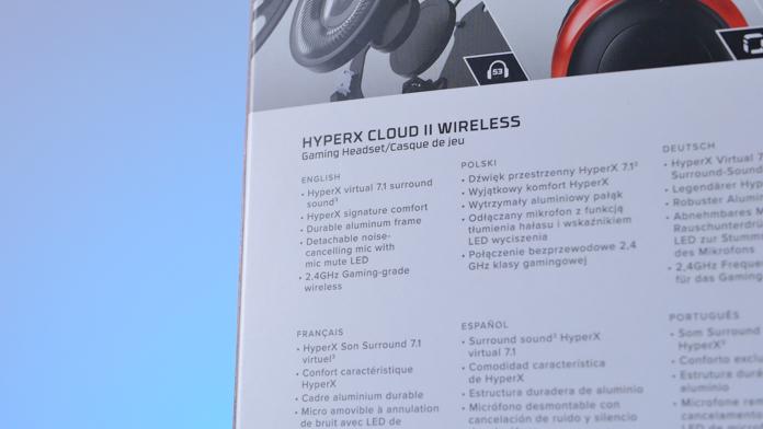 HyperX Cloud II Wireless