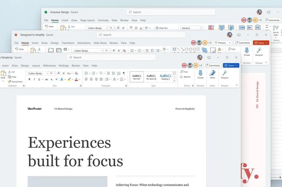 Microsoft Office Windows 11