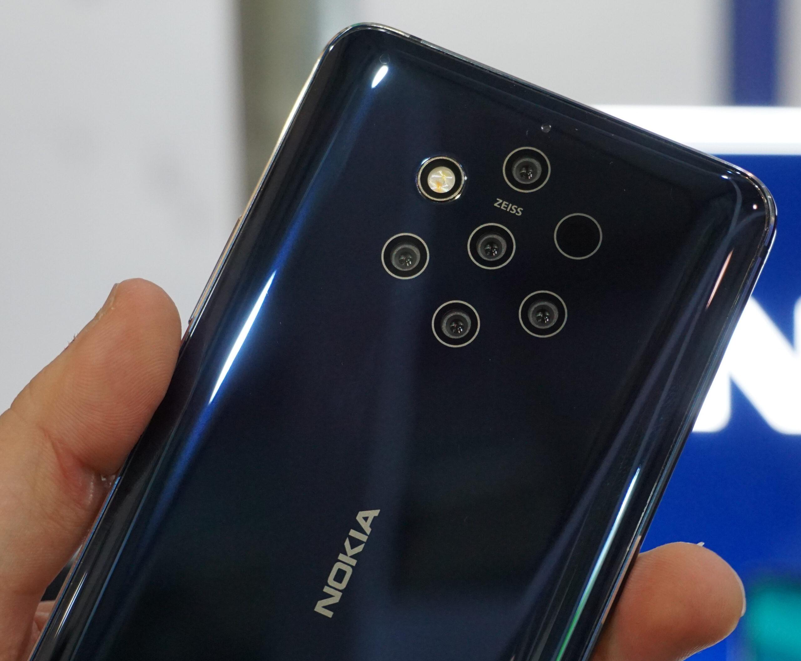 смартфоны Nokia 9 PureView