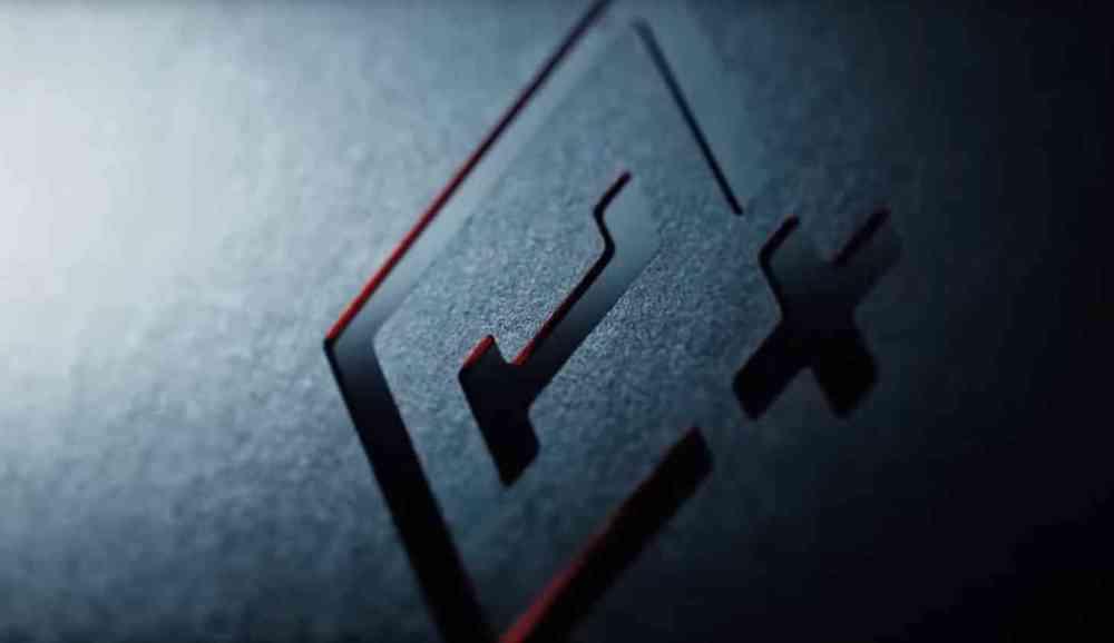 OnePlus Logo Black