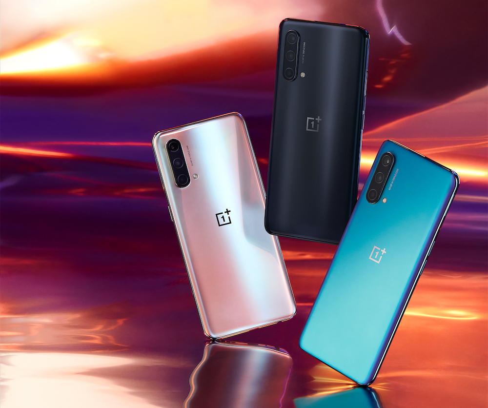 OnePlus Nord CE 5G Colors