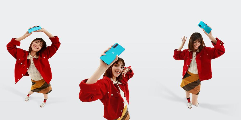 OnePlus Nord CE 5G Triple Fran