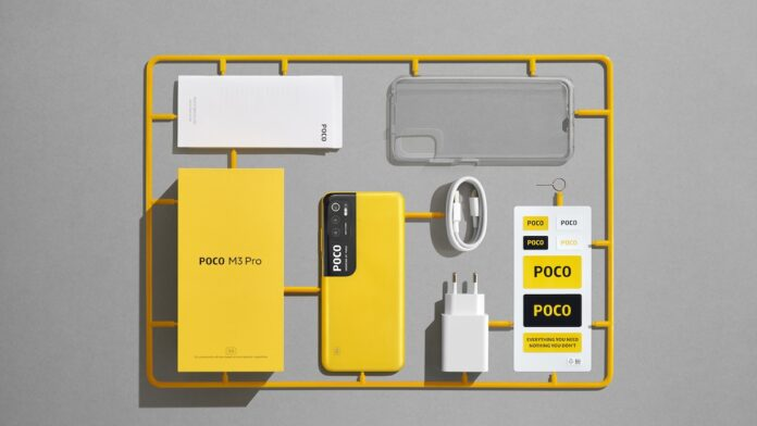 POCO M3 Pro All 5G
