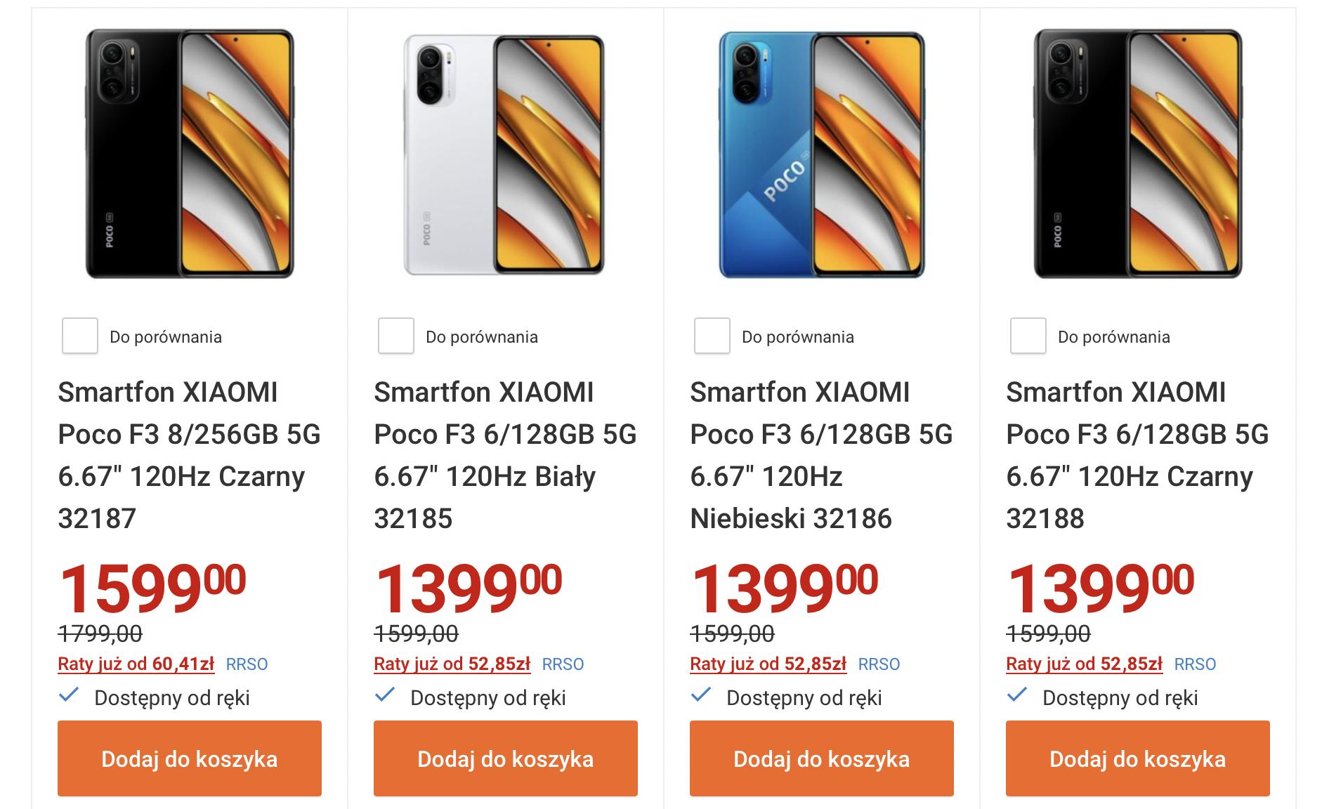 Kolejne Flash Sale od Xiaomi – smartfony POCO taniej o 200 zł!