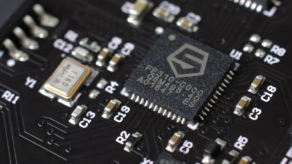 SiFive processor