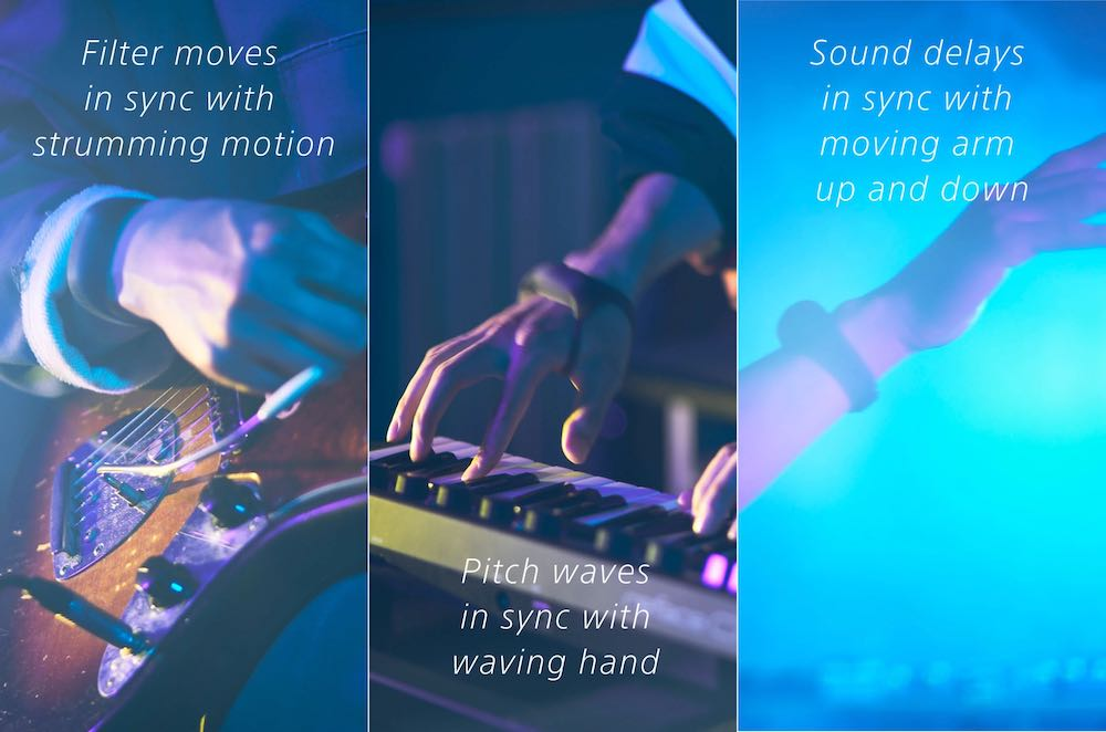 Sony Motion Sonic Features