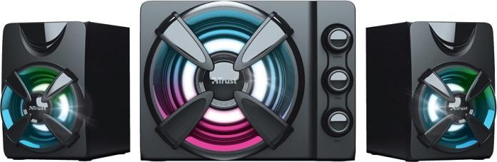 Głośniki komputerowe Trust Ziva RGB
