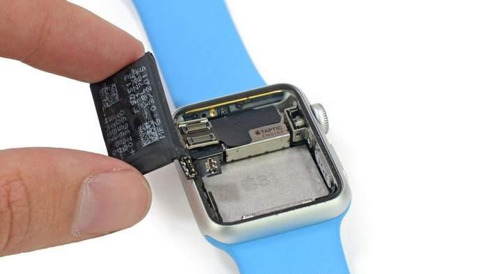battery smart watch
