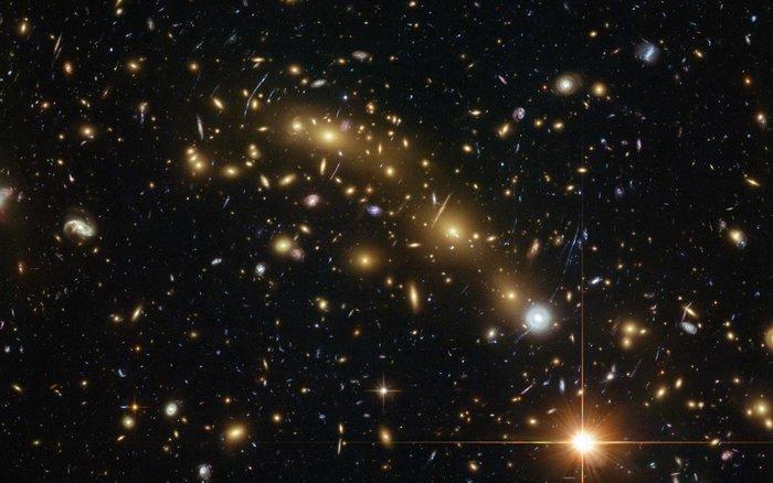 NASA MACS0416-JD galaxy