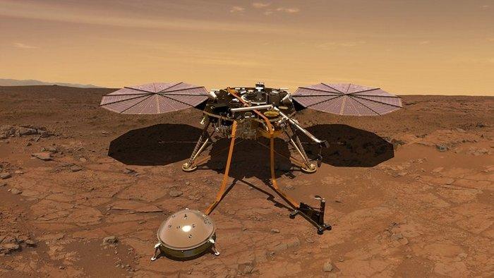 InSight NASA