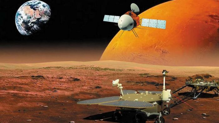 China approves mission to Mars