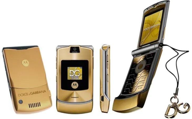 Dolce & Gabbana Motorola Razr V3i