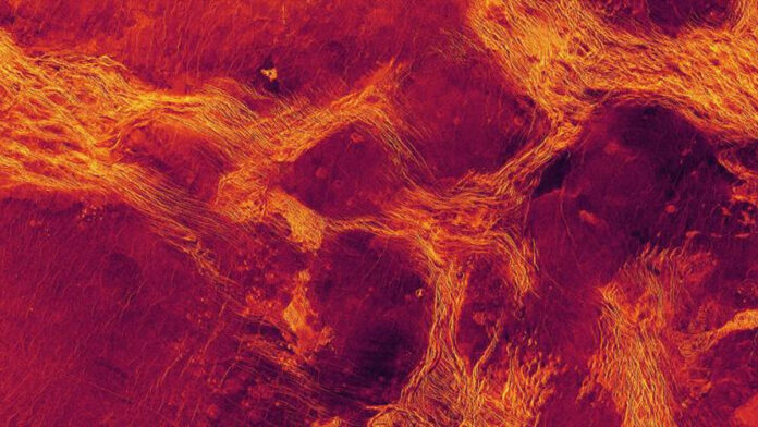 NASA Magellan Venus