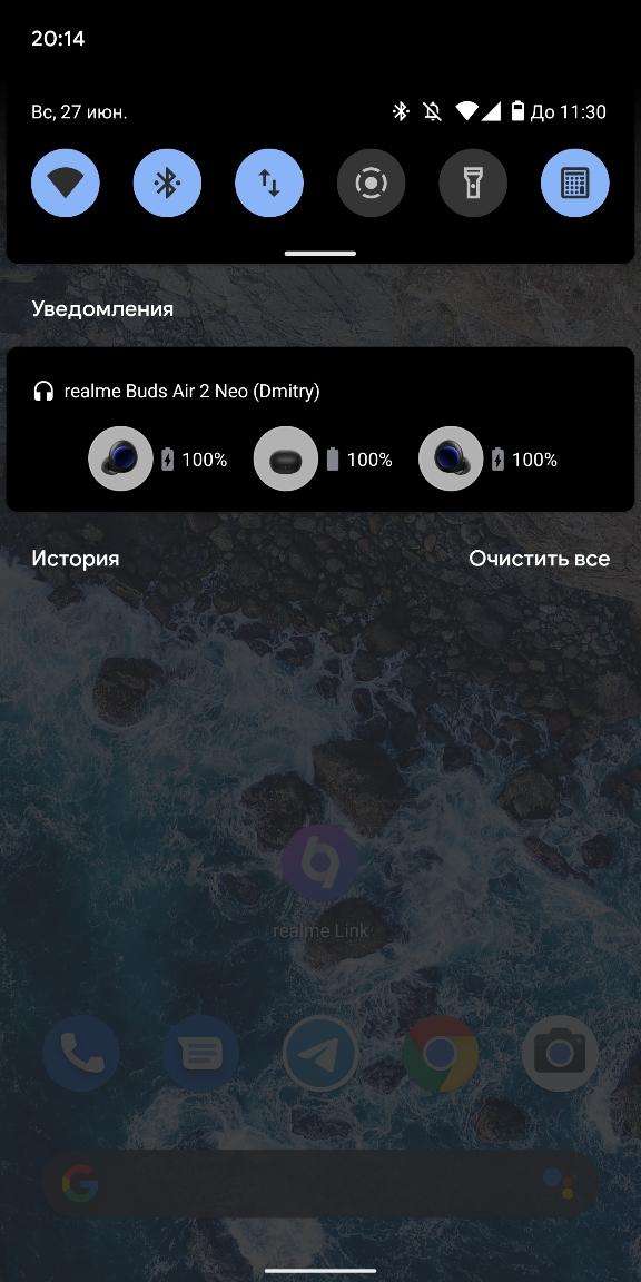 Realme Buds Air 2 Neo - Settings