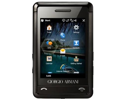 Samsung SGH-P520Giorgio Armani