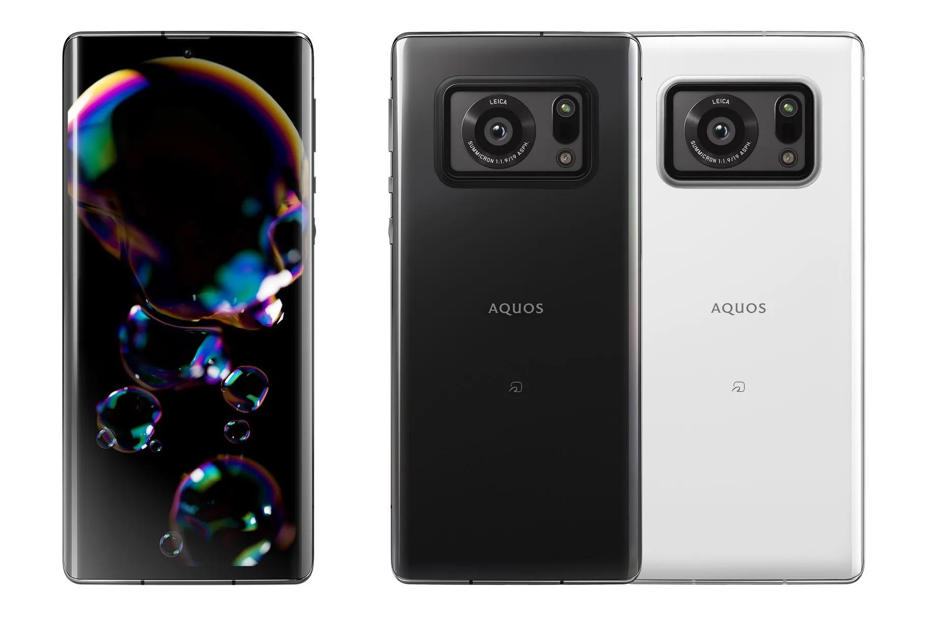 смартфоны Sharp Aquos R6