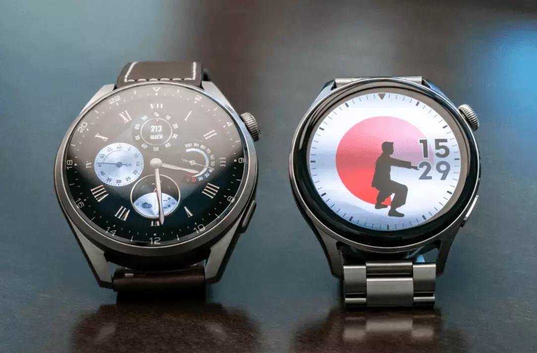 Inteligentny zegarek Watch 3 / Watch 3 Pro