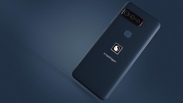 Qualcomm Asus Smartphone