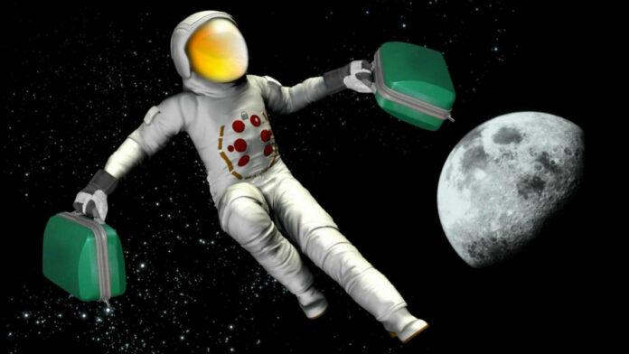 space tourist