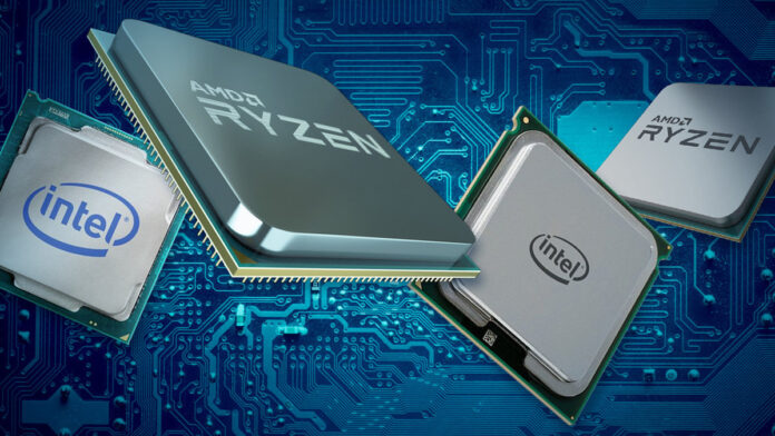 AMD Intel Processors