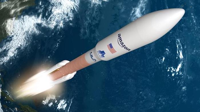 Amazon Rocket