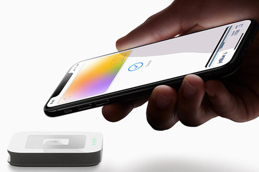 Apple Card Pay