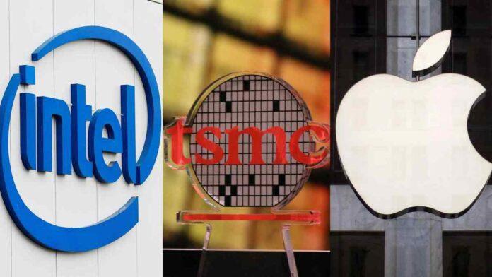 Apple Intel TSMC
