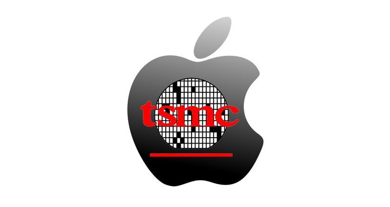 Apple TSMC Logos