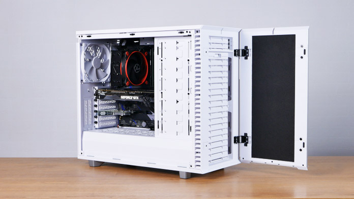 Arctic Freezer II 420