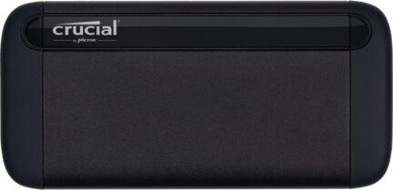 SSD-накопитель Crucial X8 Portable CT500X8SSD9