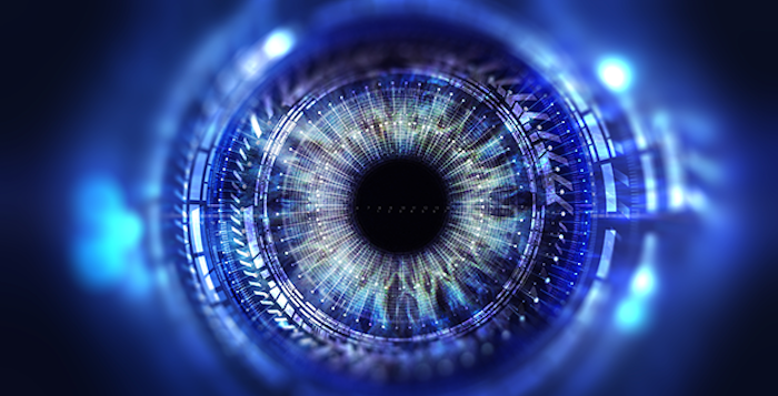 DARPA camera eye