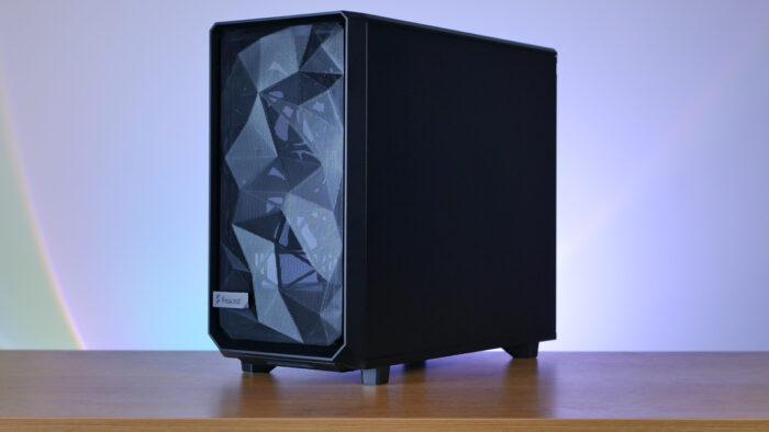 Обзор Fractal Design Meshify 2: Идеально продуваемый корпус