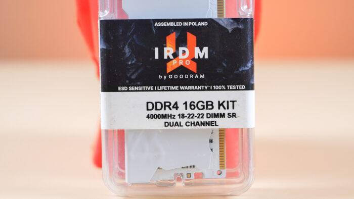 IRDM PRO DDR4 4000 2×8GB