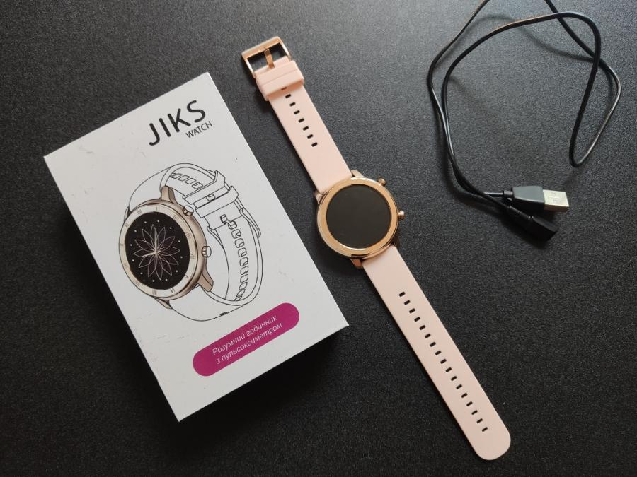 Обзор Jiks Watch: доступные смарт-часы с пульсоксиметром и ЭКГ