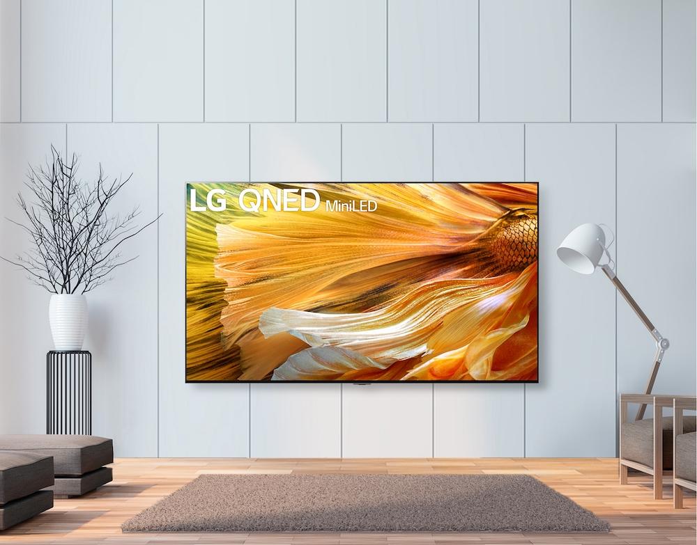 LG 8K QNED Mini LED