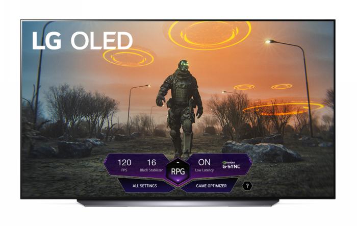 LG OLED Dolby Vision